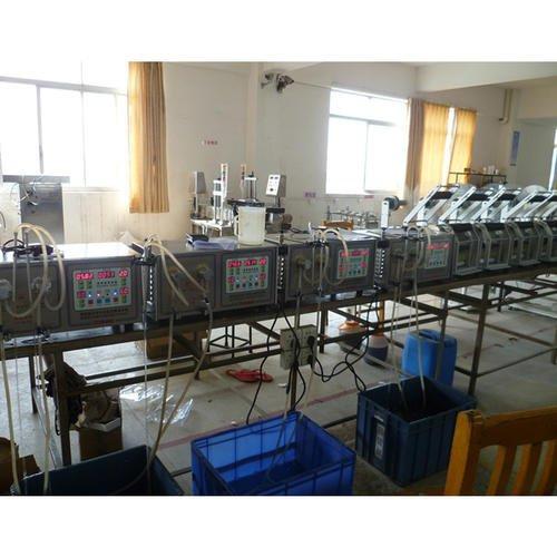 广州磁力泵液体灌装机