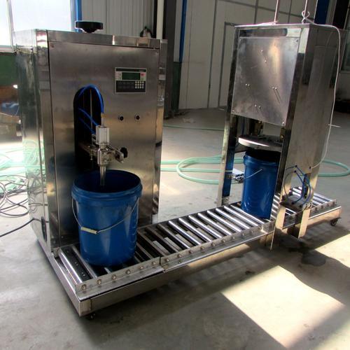 常州半自动液体灌装机