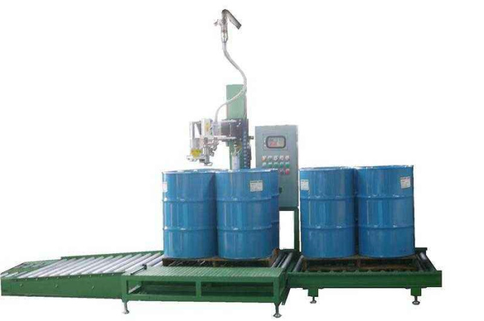 常州200L桶液体灌装机